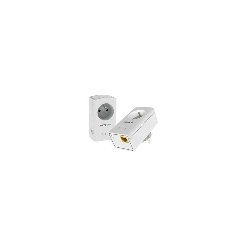 Pack de 2 Adaptateurs CPL NetGear XAVB-5421