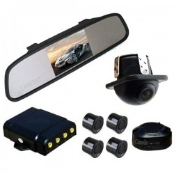 Kit Camera + Radar de Recul model WL430/318