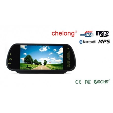 CL-705B-MP5 Car Rearview System
