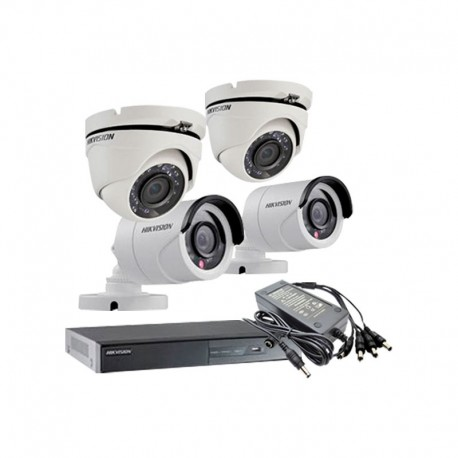 Pack Vidéosurveillance HikVision Turbo