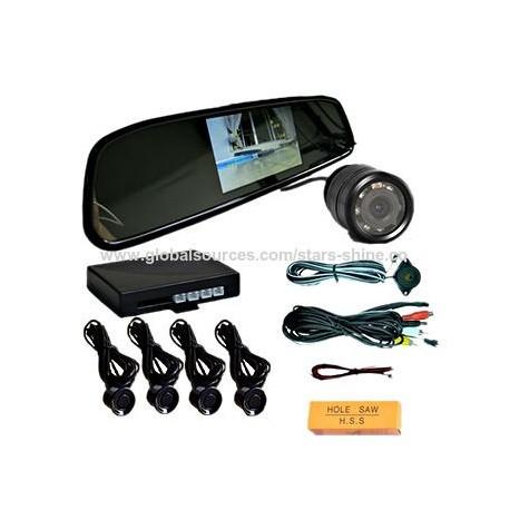 Kit Caméra + Radar de Recul