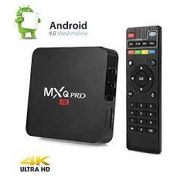 Boitier Android MXQ