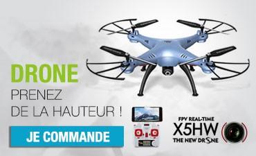 Drone X5SW Syma